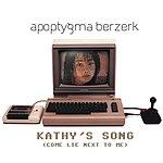 Apoptygma Berzerk Kathy's Song (6-Track Maxi-Single)