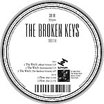 The Broken Keys The Witch (5-Track Maxi-Single)