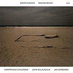 Ustad Zakir Hussain Making Music