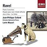Maurice Ravel Piano Concertos/Pavane Pour Une Infante Défunte/Jeux D'eau/La Valse