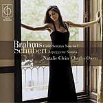 Johannes Brahms Cello Sonatas Nos. 1&2/Arpeggione Sonata in A Minor, D.821