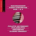Philippe Entremont Piano Concertos Nos.1 & 4/Rhapsody On A Theme Of Paganini
