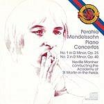 Felix Mendelssohn Piano Concertos Nos.1 & 2/Rondo Capriccioso