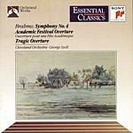George Szell Symphony No.4 in E Minor, Op.98/Academic Festival Overture, Op.80/Tragic Overture, Op.81