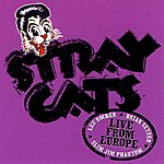 Stray Cats Live From Europe: Amsterdam July 14, 2004
