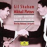 Gil Shaham Violin Concerto in A Minor, Op.82/Violin Concerto in C Major, Op.48