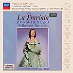 Dame Joan Sutherland La Traviata (Opera In Three Acts)