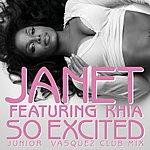Janet Jackson So Excited (Junior Vasquez Club Mix)