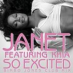Janet Jackson So Excited (Bimbo Jones Club Mix)