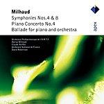 David Robertson Symphonies Nos. 4 & 8/Piano Concerto No.4, Op.295/Ballade For Piano & Orchestre, Op.61
