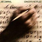 Joe Zawinul Concerto Retitled (Live)