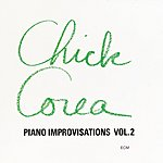Chick Corea Piano Improvisations, Vol.2