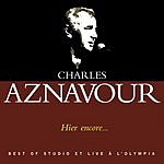 Charles Aznavour Best Of Studio Et Live À L'Olympia