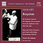 Victor De Sabata Requiem, K.626