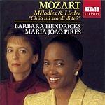 Wolfgang Amadeus Mozart Mozart: Lieder & Mélodies