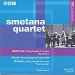 Smetana Quartet String Quartet, Op.18/String Quartet, K.499/String Quartet 'From My Life'
