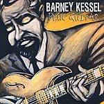 Barney Kessel Blue Guitar