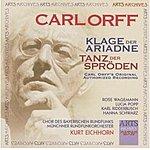 Kurt Eichhorn Klage Der Ariadne/Tanz Der Spröden