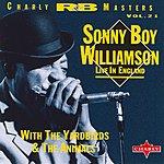 Sonny Boy Williamson Live In England