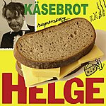 Helge Schneider Käsebrot (3-Track Maxi-Single)