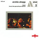 Archie Shepp Blasé / Live At The Pan-African Festival (CD1)