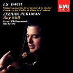 Itzhak Perlman Violin Concertos in D Minor & G Minor/Concerto For Violin & Oboe in C Minor