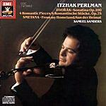 Antonin Dvorák Four Romantic Pieces For Violin & Piano, Op.75/Z Domoviny (From The Homeland), JB.1/118/Sonatina For Violin & Piano in G Major, Op.100
