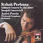 Itzhak Perlman Violin Concerto No.1 in A Minor, Op.28/Violin Concerto in D Major, Op.35