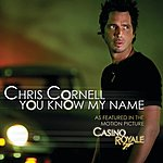 Chris Cornell You Know My Name/Black Hole Sun