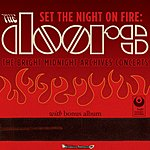 The Doors Set The Night On Fire: The Doors Bright Midnight Archives Concerts (With Bonus Album)