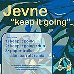 Jevne Keep It Going (3-Track Maxi-Single)