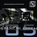 Edelstahl Stahlplatten 05 (3-Track Maxi-Single)