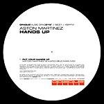 Aston Martinez Put Your Hands Up (5-Track Maxi-Single)