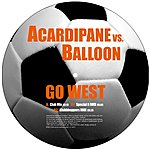 Acardipane Go West (6-Track Maxi-Single)