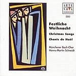 Hanns-Martin Schneidt Festliche Weihnacht (Christmas Songs)