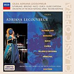 Dame Joan Sutherland Adriana Lecouvreur (Opera In Four Acts)
