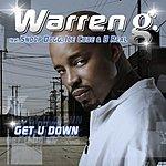 Warren G Get U Down (4-Track Maxi-Single)