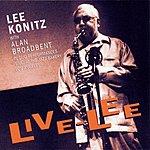 Lee Konitz Live-Lee