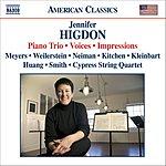 Anne Akiko Meyers Piano Trio/Voices/Impressions