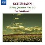 Fine Arts Quartet String Quartets Nos. 1-3