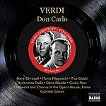 Boris Christoff Don Carlo (Opera In Four Acts)
