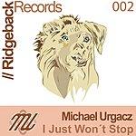 Michael Urgacz I Just Won't Stop (4-Track Maxi-Single)