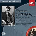 Paul Tortelier Variations On A Rococo Theme, Op.33/Cello Concerto No.1, Op.33/Allegro Appassionato, Op.43/Cello Concerto in D Minor/Élégie, Op.24