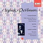 Itzhak Perlman Violin Concertos Nos.4 & 5/Tzigane/Havanaise in E Major, Op.81 (Remastered)