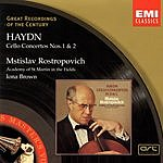 Mstislav Rostropovich Cello Concertos Nos.1 & 2 (Remastered)