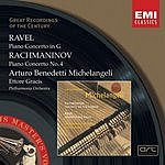 Maurice Ravel Piano Concerto in G Major/Piano Concerto No.4 in G Minor, Op.40 (Remastered)