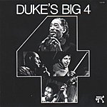Duke Ellington Quartet Duke's Big Four