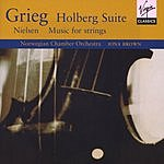 Iona Brown Holberg Suite/Elegiac Melodies, Op.34/Melodies, Op.53/Nordic Melodies, Op.63/Music For Strings