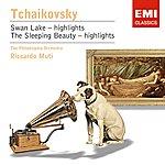 Pyotr Ilyich Tchaikovsky Der Schwanensee (Swan Lake), Op.20/Dornröschen (The Sleeping Beauty), Op.66
