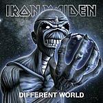 Iron Maiden Different World (Live) (3 Track Maxi-Single)